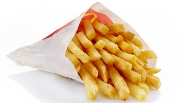 French Fries Cancer