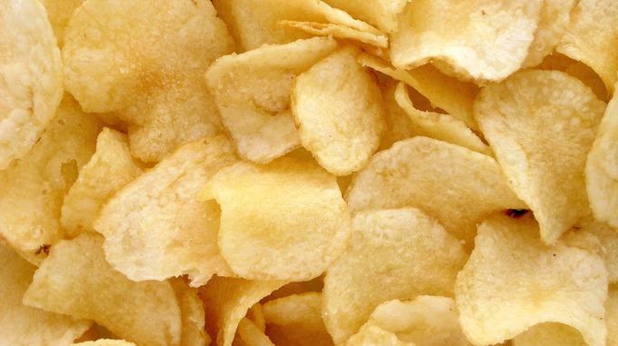 Potato chips cancer