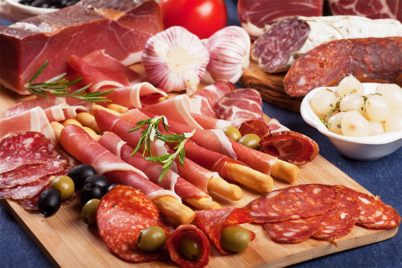 Processed Meat Cancer