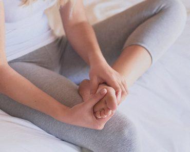 Why do your legs fall asleep