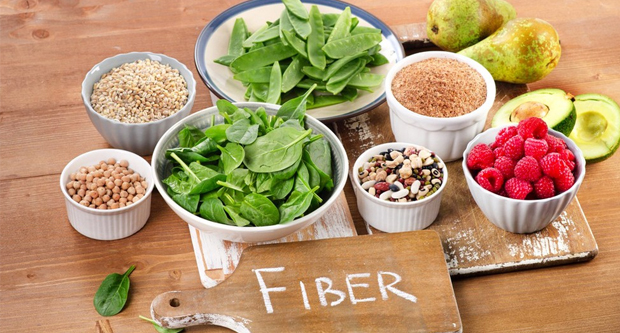 Soluble vs Insoluble Fiber