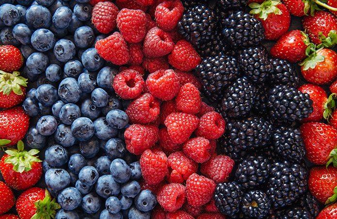 Berries prevent cancer
