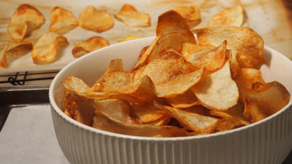 Chips are linked to Constipation