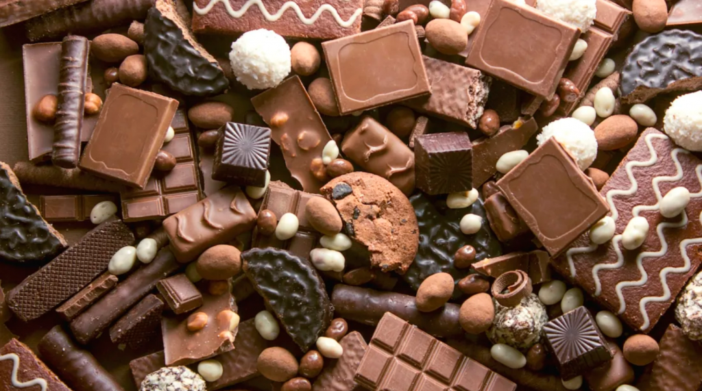 Chocolate might cause Constipation
