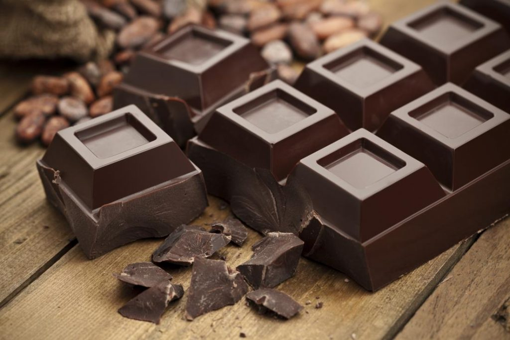 Dark Chocolate can help reduce inflammation