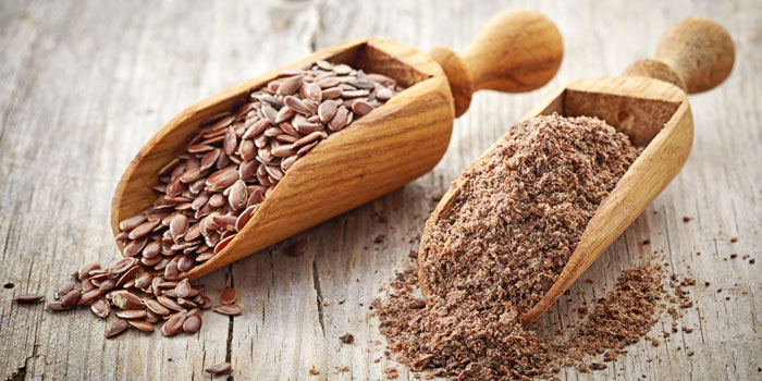 Flaxseeds help fight cancer
