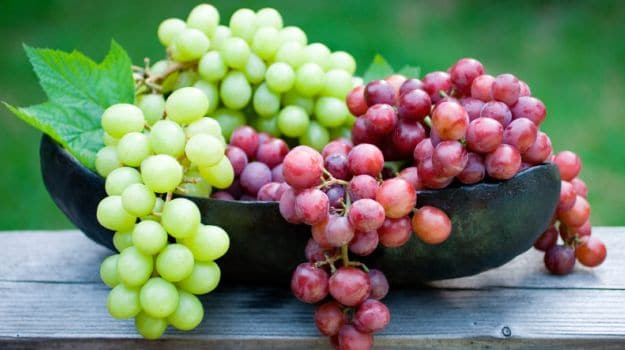 Grapes fight cancer