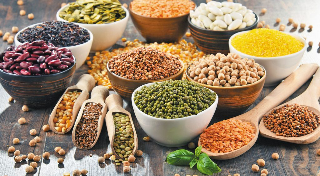 Legumes fight cancer