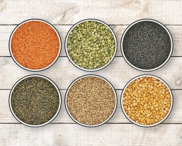 Lentils help in unclogging arteries