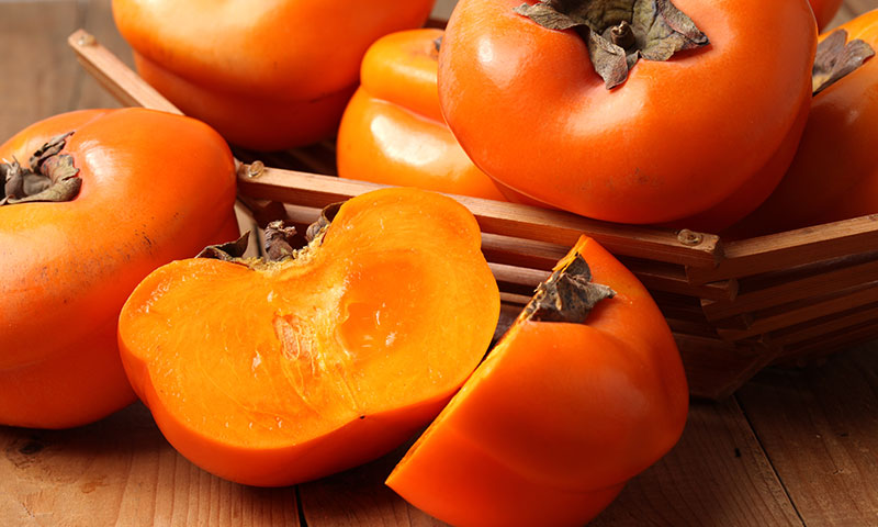 Persimmon might cause Constipation