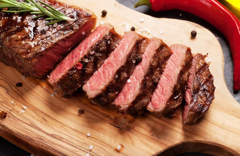 Red Meat is linked to Constipation